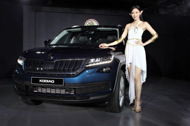 Škoda Kodiaq首款大型SUV正式登台!7人座主被動安全配備齊全