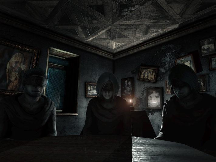 《屍生殮》遊戲畫面