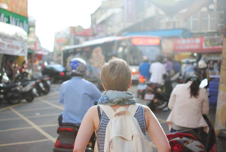 你還覺得獨自旅行的人永遠只是少數那幾位嗎?