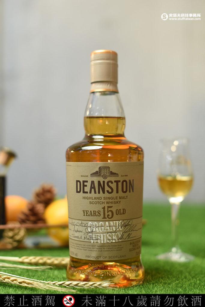 汀士頓有機15年單一麥芽威士忌