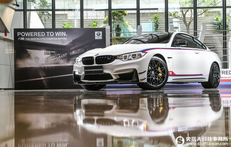 1/200限量賽車BMW M4 DTM Champion Edition 立馬就能開上賽道!