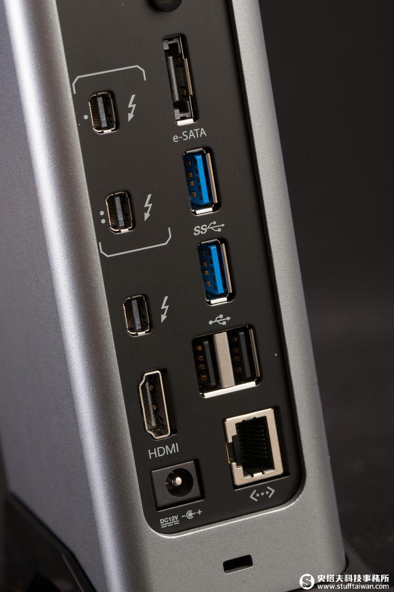 ATEN US7220 Thunderbolt 2分享切換器評測:多裝置的圓舞曲