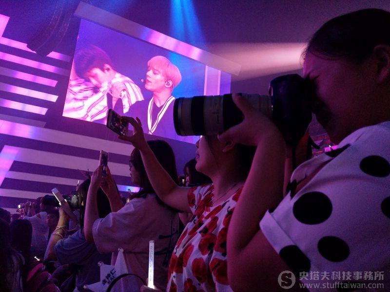 香港電競音樂節照片