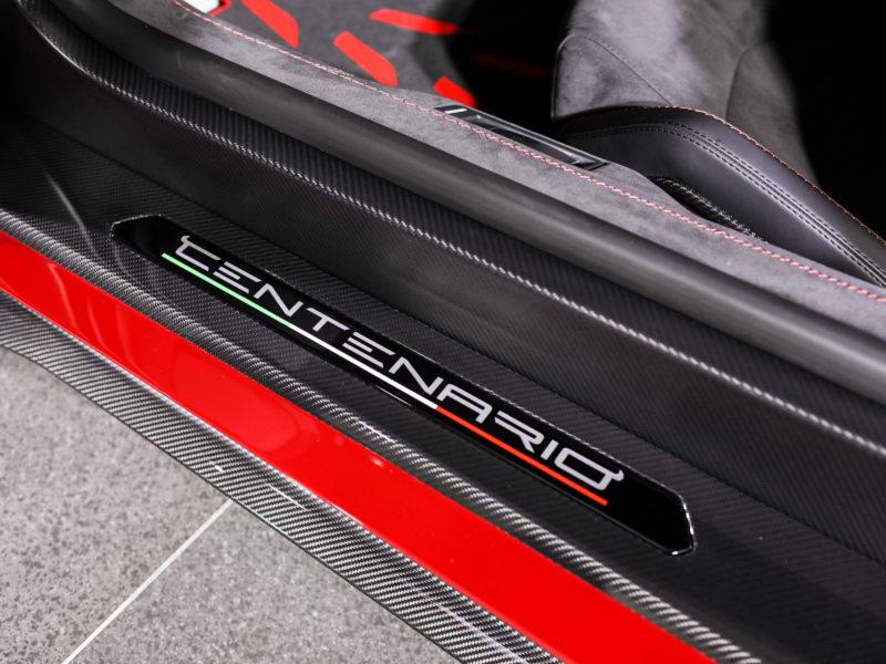 1/20的稀有!台灣唯一一輛的Lamborghini Centenario極致蠻牛現身