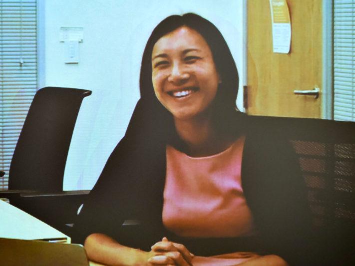 Google研究團隊產品經理彭浩怡(Lily Peng)
