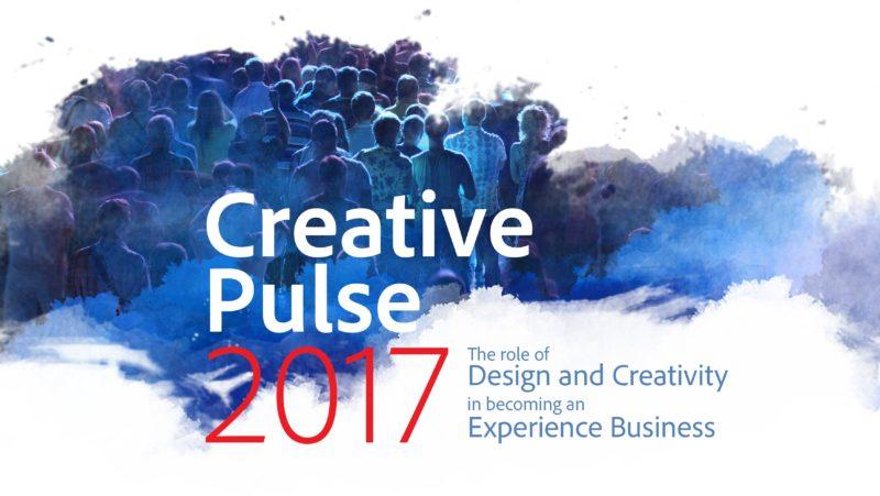 Adobe 2017年創意脈動調查主視覺