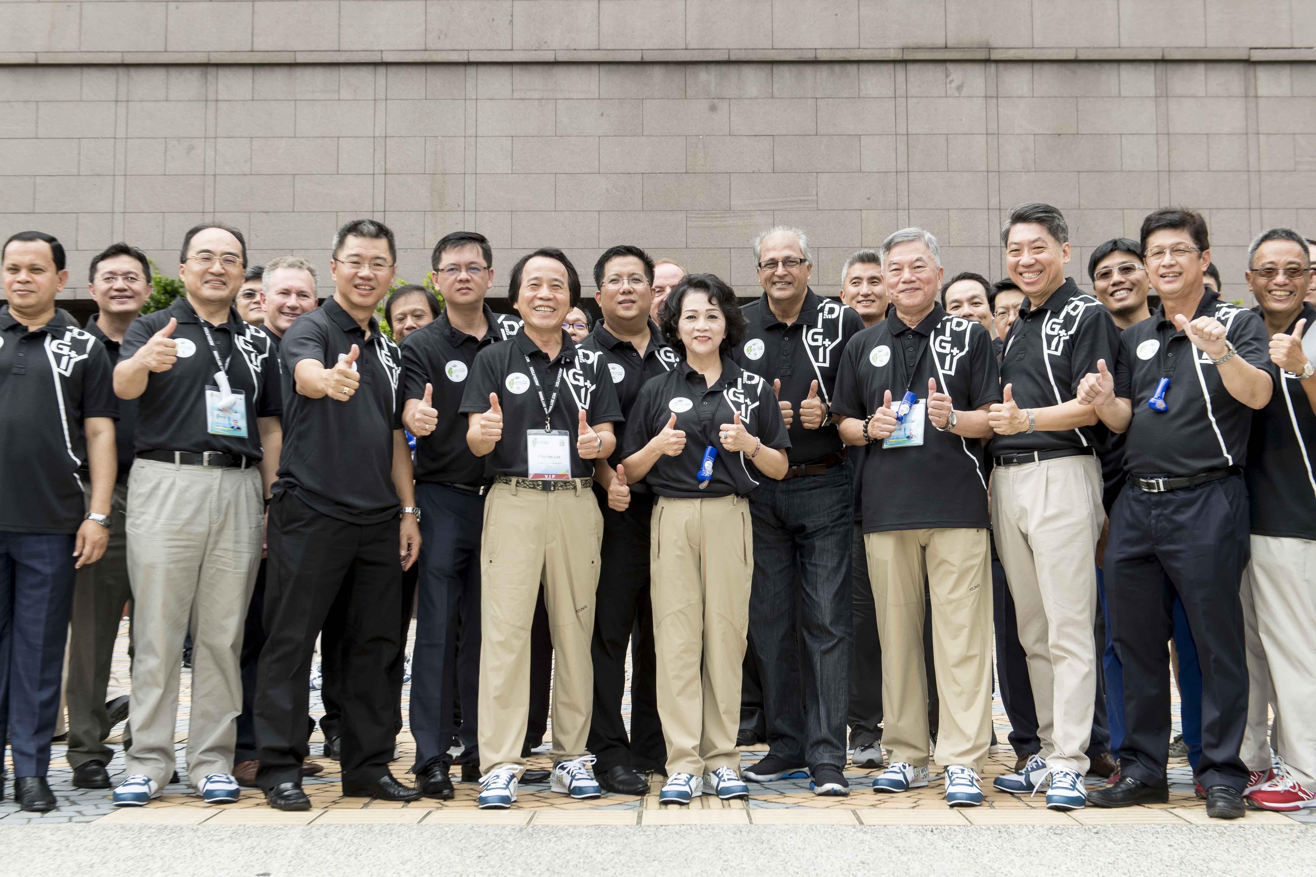 2017WCIT世界資訊科技大會9/10科技嘉年華踩街