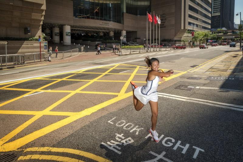 80分鐘讓臺灣球迷一同加入在香港的世界大型運動賽事