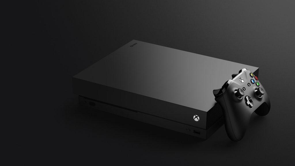 Xbox One X黑潮版