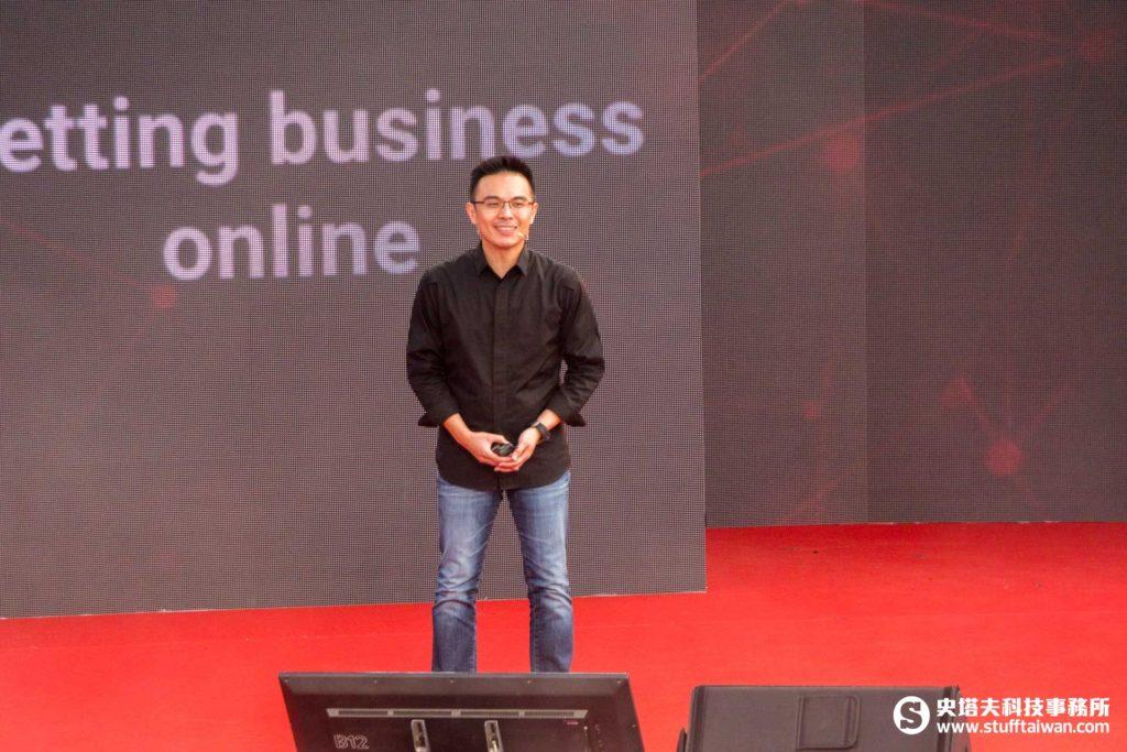 Google台灣總經理陳俊廷