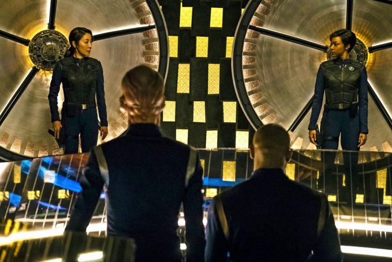 《星際爭霸戰:發現號》劇照
