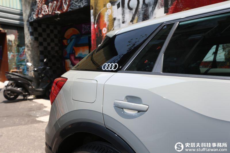 Audi Q2 35 TFSI Sport Edition#1試駕:青年軍馳援
