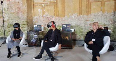 HTC參與虛擬實境內容製作進軍威尼斯影展獲國際矚目