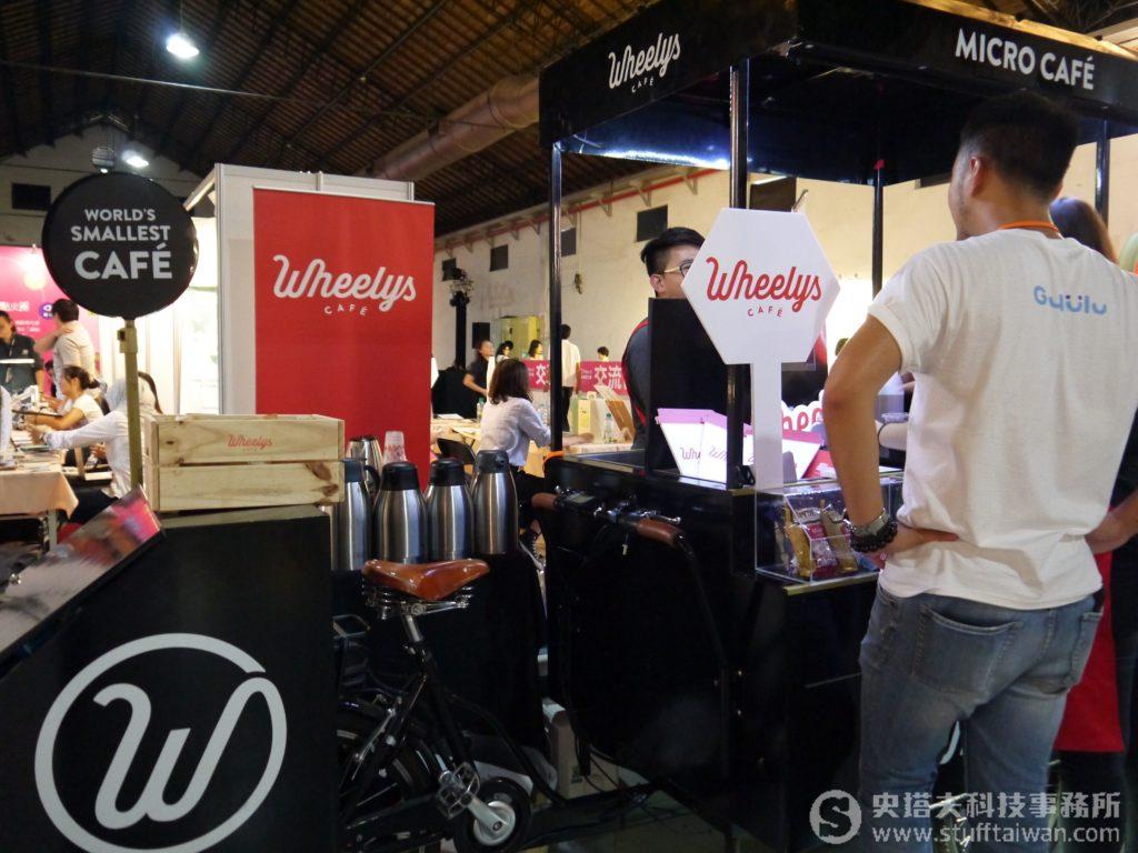 Wheelys Café