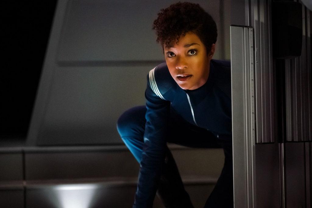 《星際爭霸戰:發現號》女主角