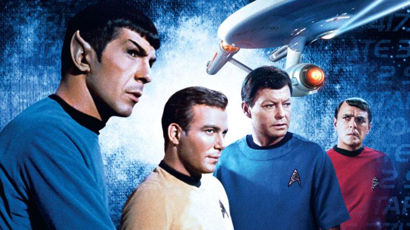 原始版《星際爭霸戰(Star Trek)》海報