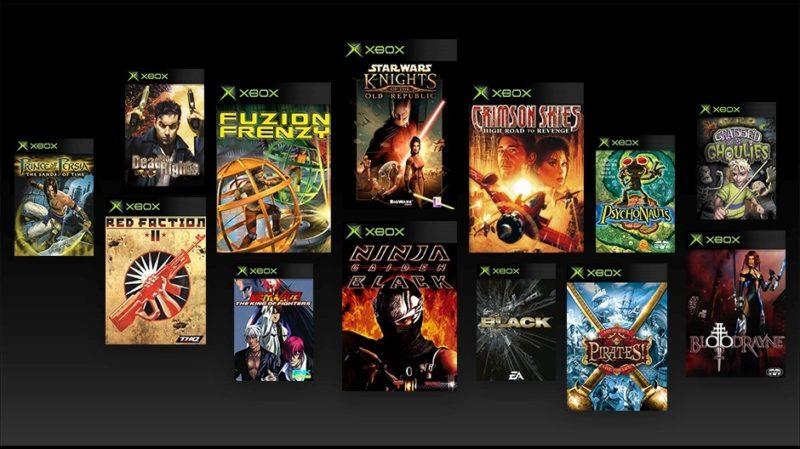 13款加入Xbox One向下相容的遊戲