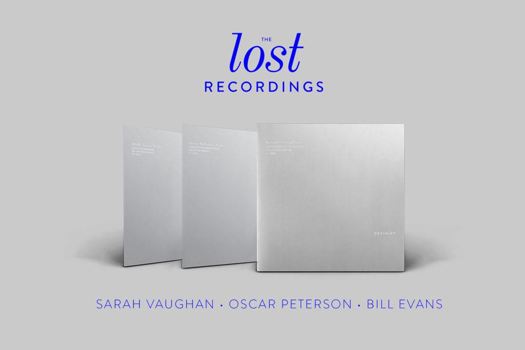The Lost Recordings系列海報