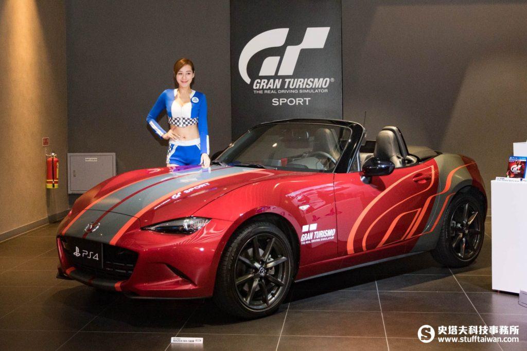 2018年式Mazda MX-5跑車魂動紅