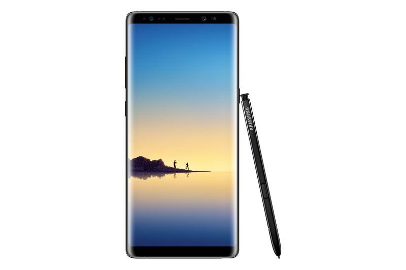 你愛的這個顏色來了!Samsung Galaxy Note 8晶墨黑正式上市