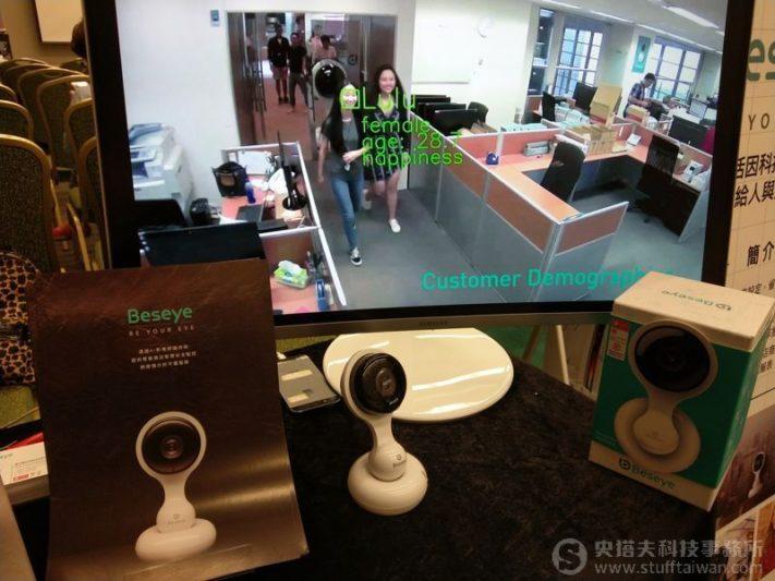 智慧IP攝影機