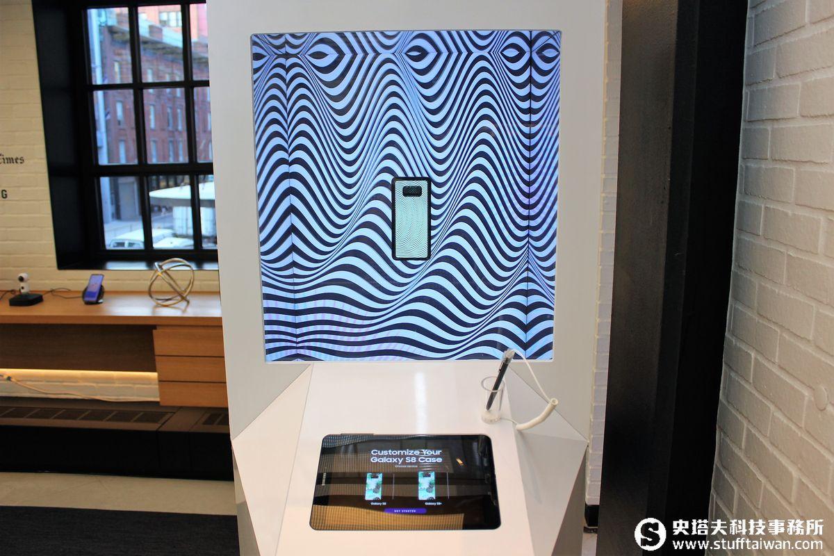 國外的旗艦店有什麼不同?紐約Samsung 837不賣東西只給玩