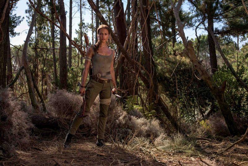 新一代蘿拉登場!【古墓奇兵Tomb Raider】2018年重啟