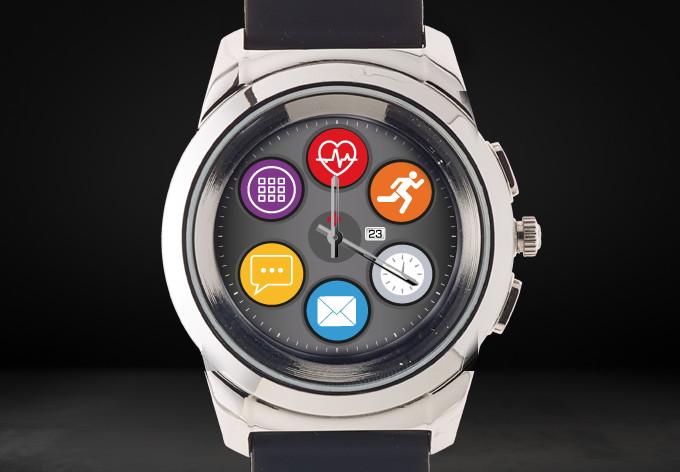 當指針與觸控螢幕完美結合在ZeTime手錶上