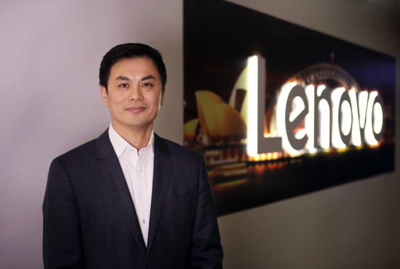 Lenovo亞太區總裁黃建恆