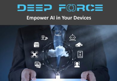 台灣智慧互聯網大黑馬Deep Force躍上國際舞台