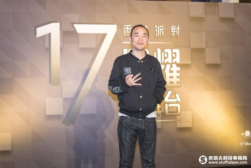 M17集團董事長黃立成