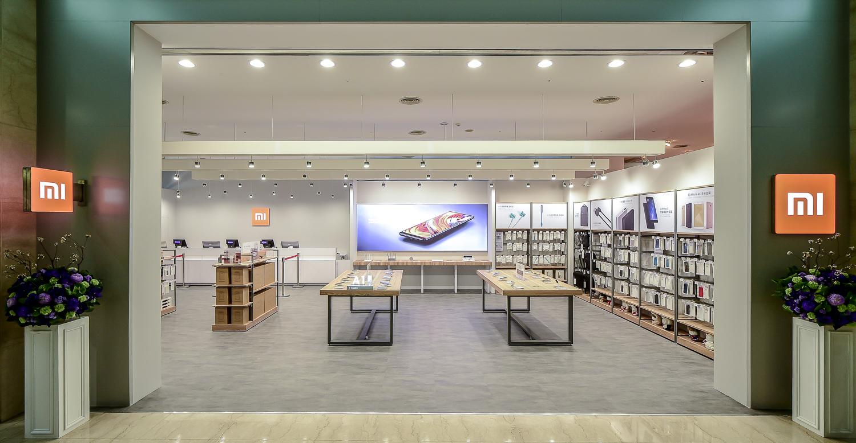 小米台南Focus專賣店登場!精緻店面設計快速入手小米商品