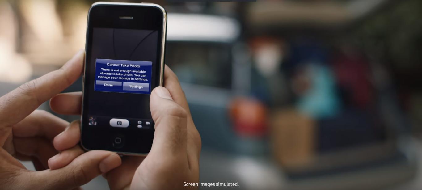 嘲諷技能滿點!Samsumg新廣告盡情開酸iPhone果粉們