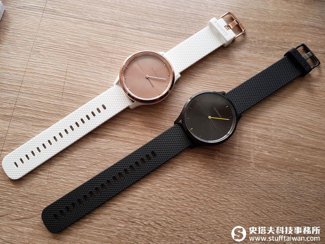 這智慧錶還真好看!第三代Garmin vívomove HR指針腕錶時尚滿點