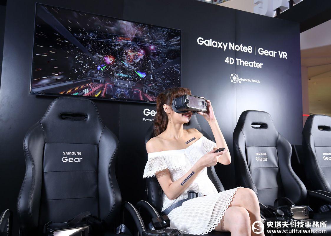 體驗科技趣味何處去?就來高雄Galaxy Studio探索星世界吧!