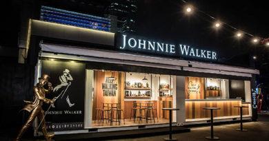 KEEP WALKING TAIWAN Bar!JOHNNIE WALKER黑牌原創特調 喝下滿滿台灣味