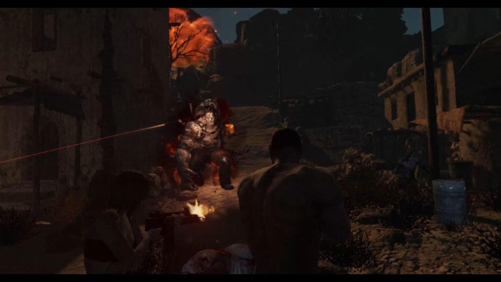 《屍獄末日:屍痕遍野》遊戲畫面
