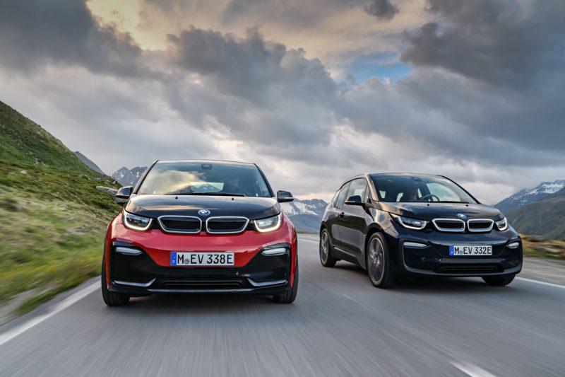 更新更帥的電動車 BMW i3、BMW i3s全新上市