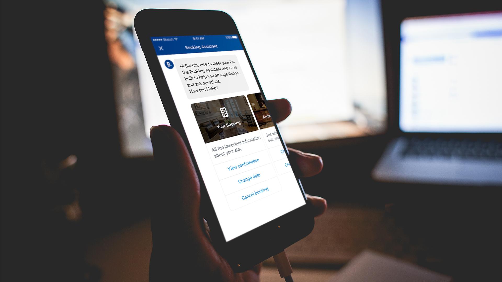 Booking.com客服機器人全球上線訂房更快更安心