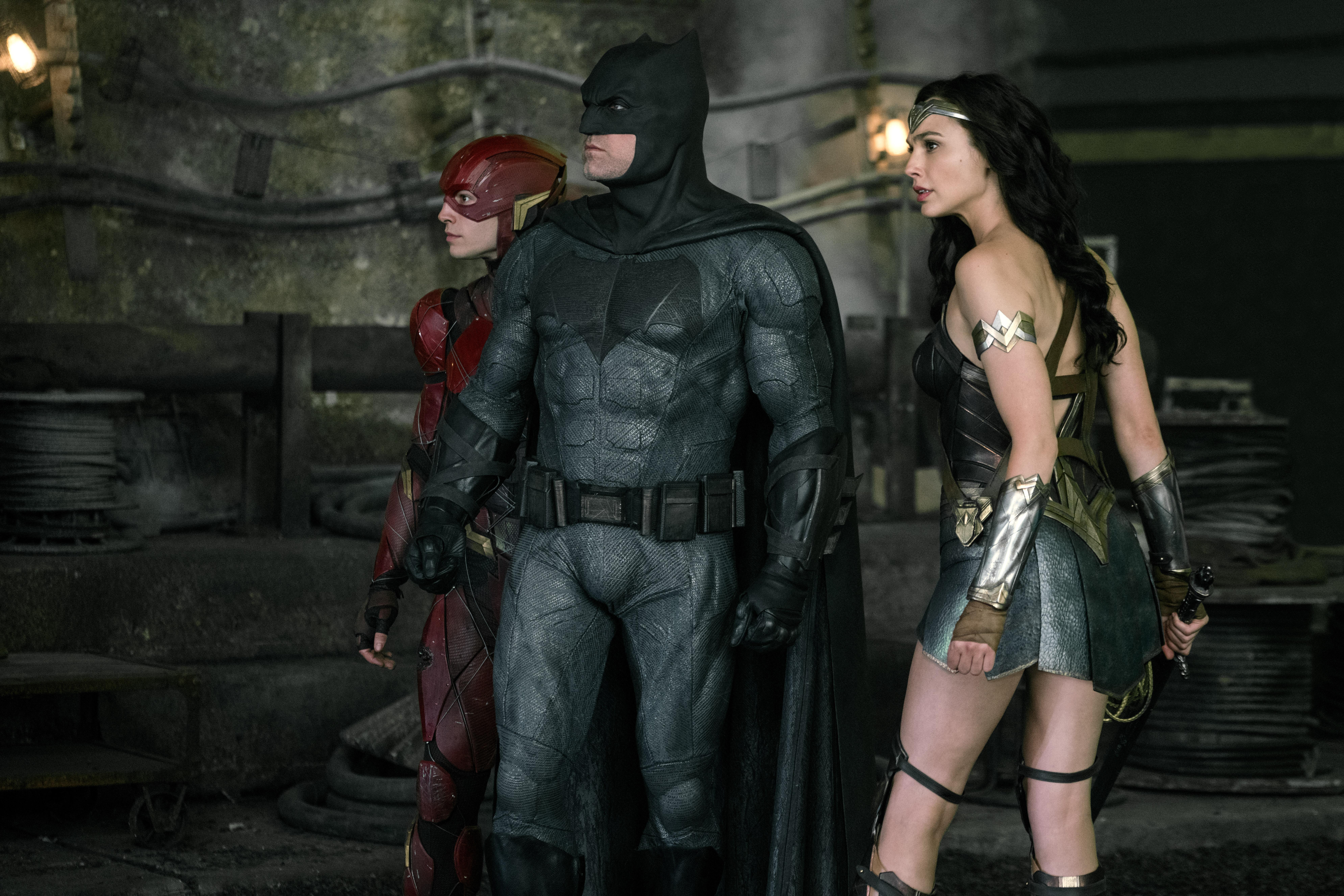 【正義聯盟Justice League】DC再起就靠這部?超能力者同盟團隊組成!
