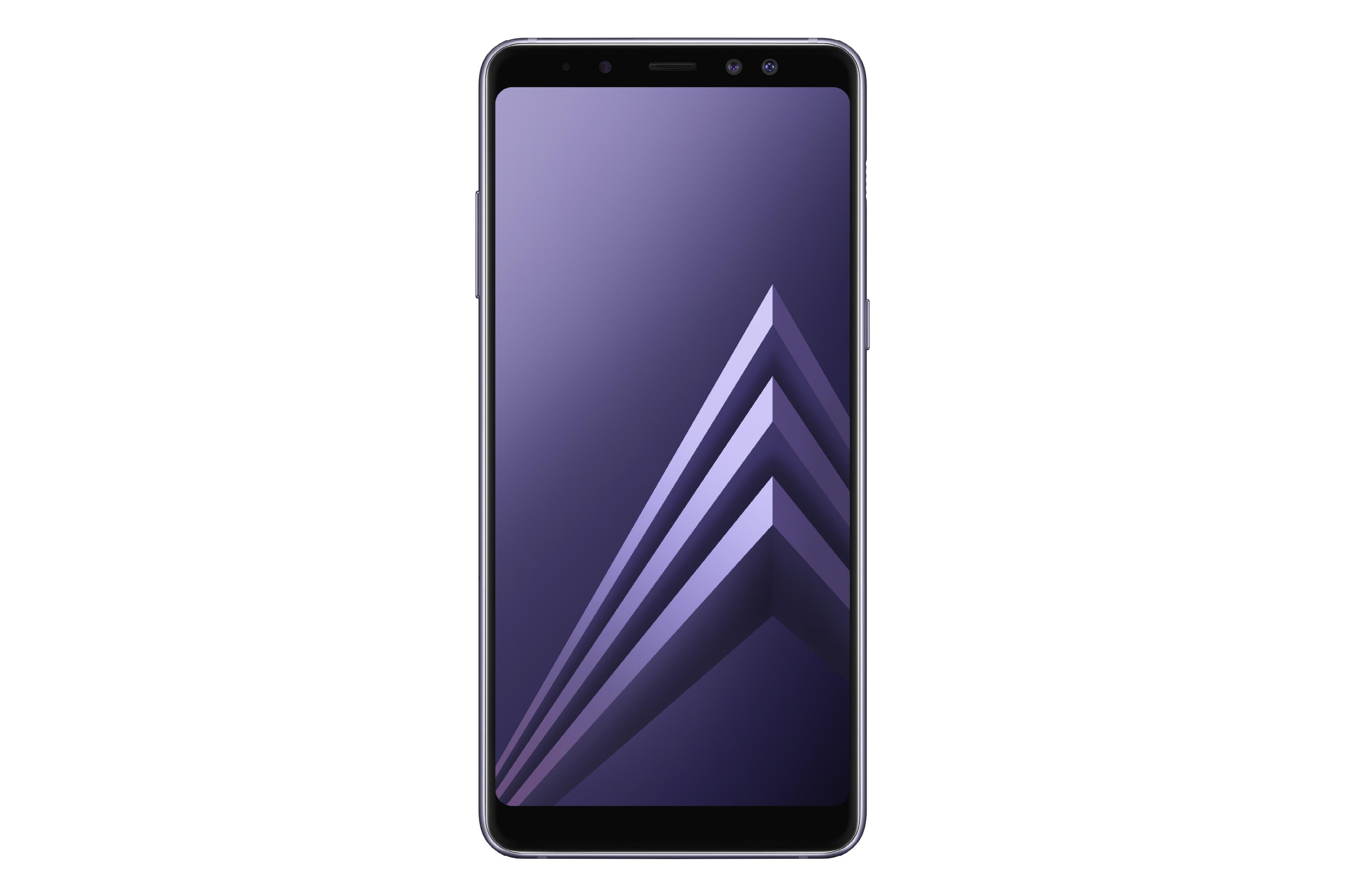 全螢幕手機的生力軍!Samsung發表Galaxy A8 (2018)、A8+(2018)