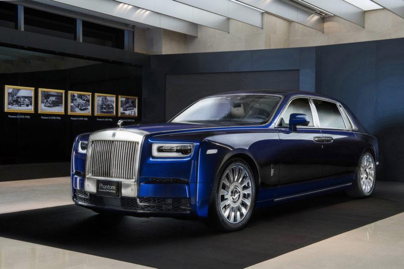 絕美女神降臨 Rolls-Royce VIII Phantom奢華沒有對手
