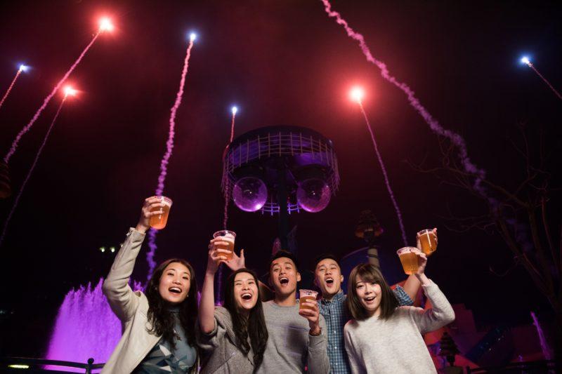 2018海洋公園歌酒節即將再次嗨翻全香港