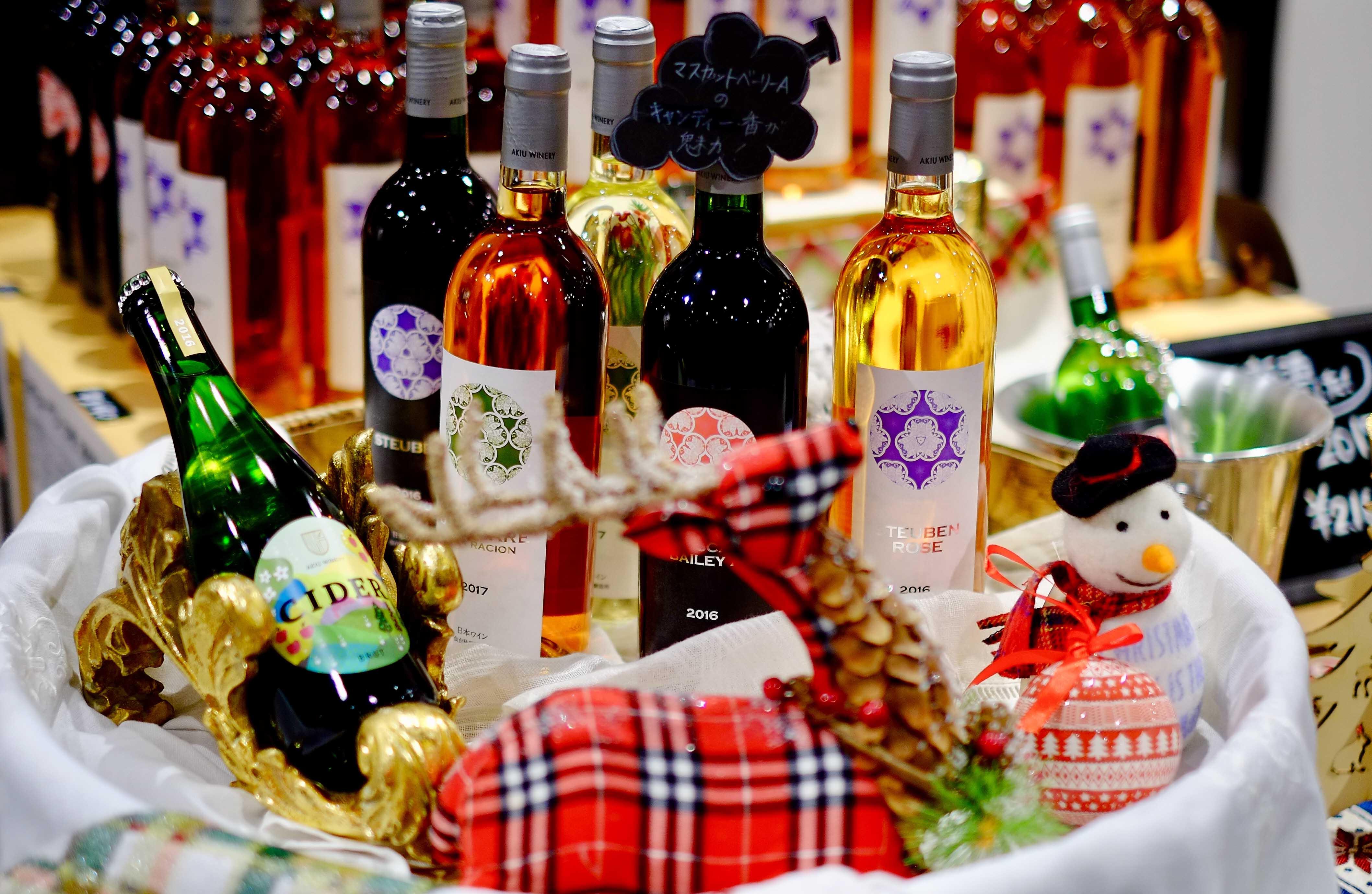 日本東北宮城縣帶你一站賞遍各類好酒
