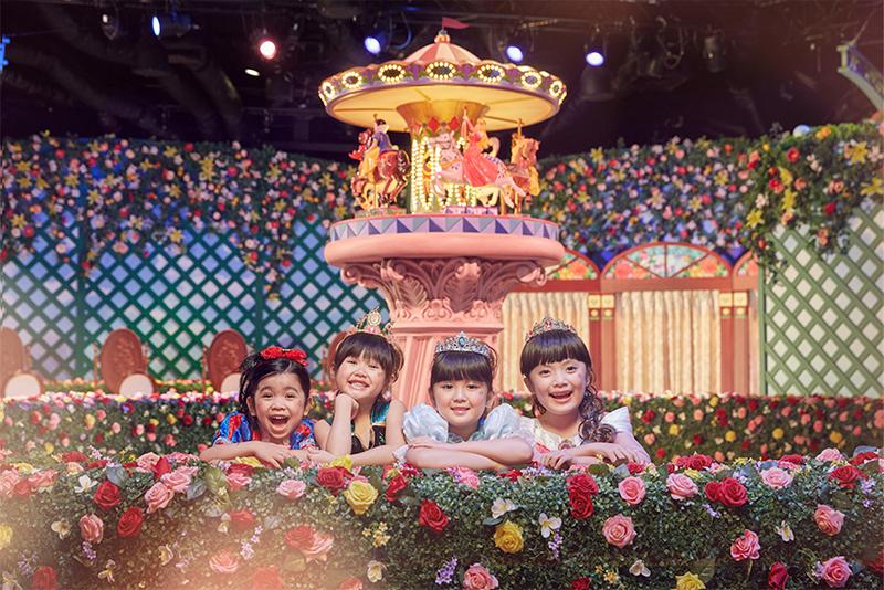 今年春天去香港一定要去迪士尼的原因