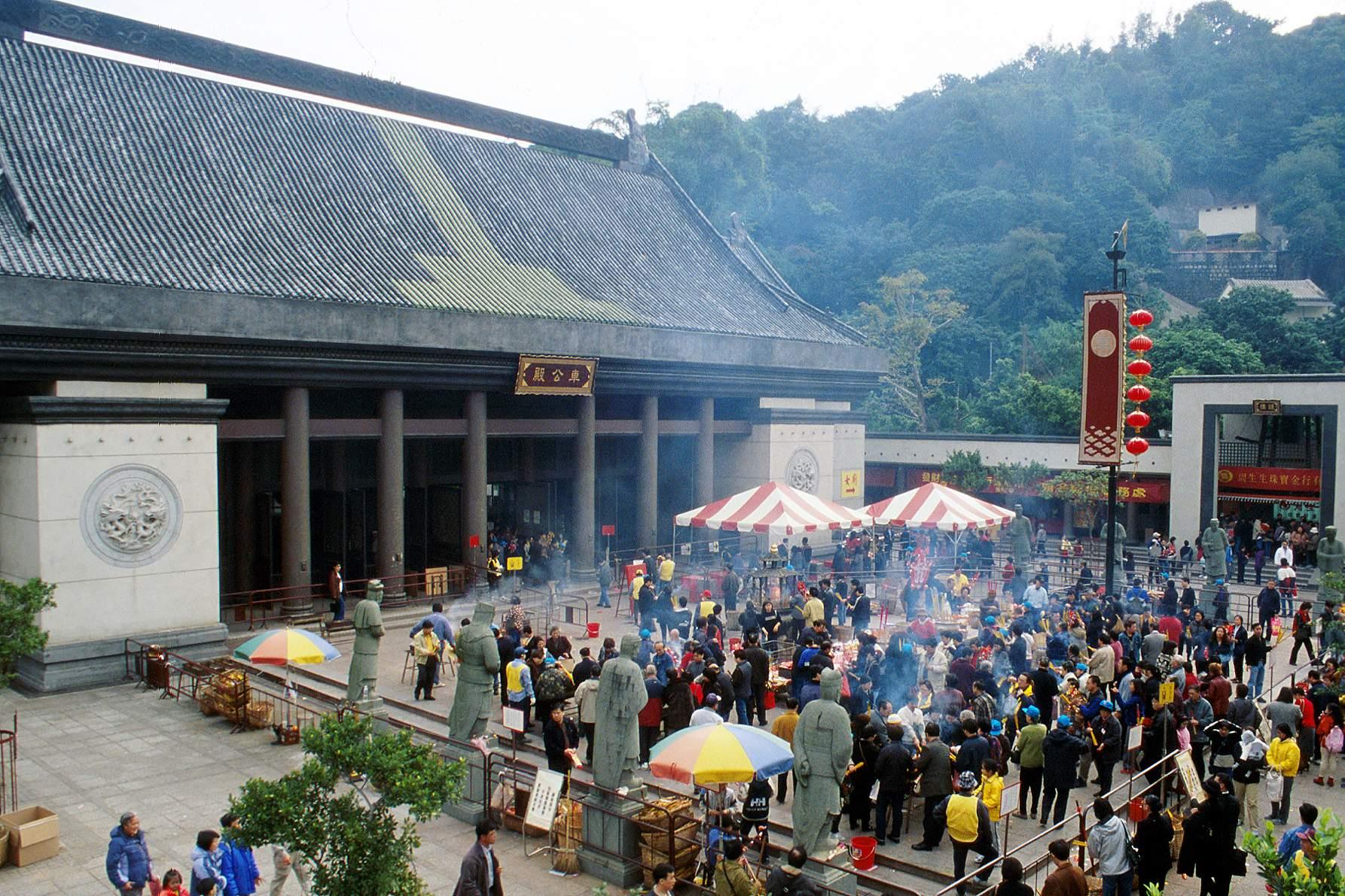 過年就是要到香港體驗不一樣的農曆年