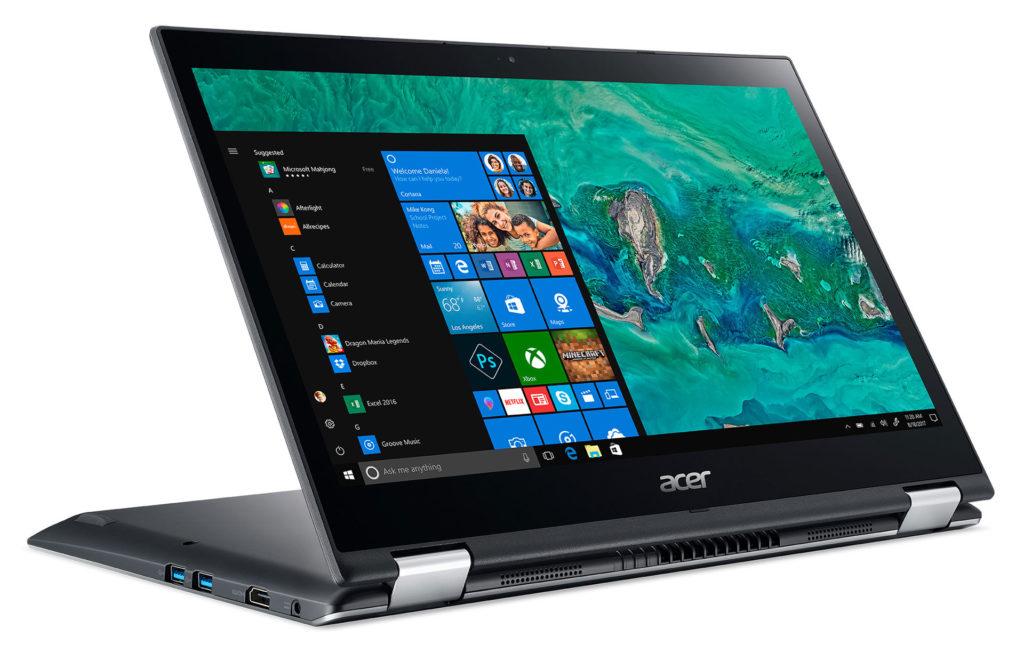 Acer Spin 3翻轉筆電