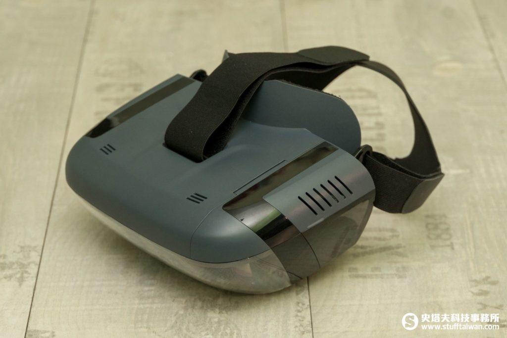 Lenovo Mirage AR頭戴顯示器