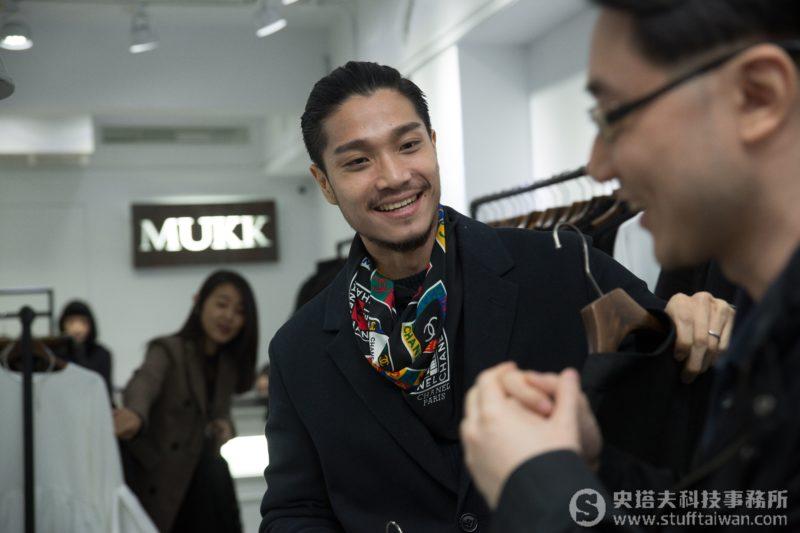 圈入準:台灣男性穿搭過猶不及 應重視整體風格搭配