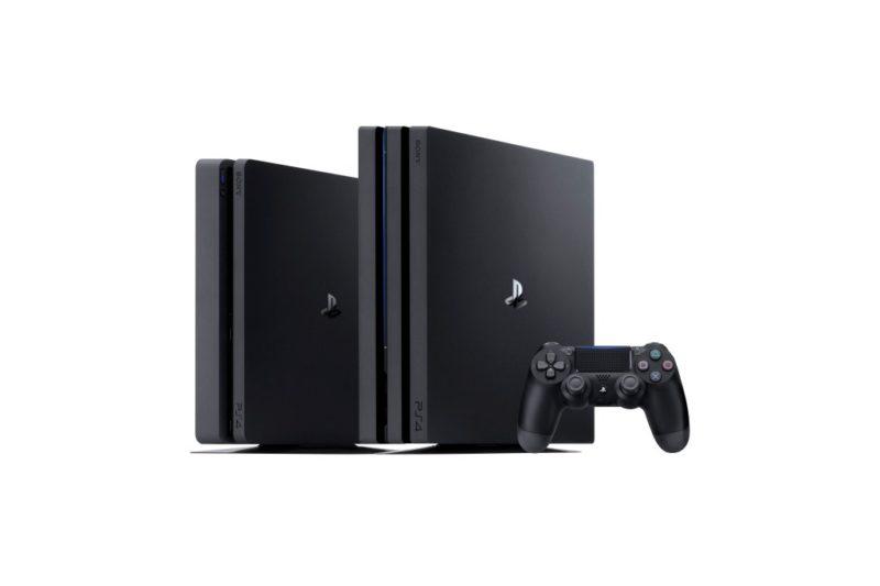 PS4及PS4 Pro遊戲主機